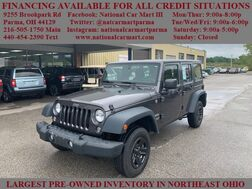 2014_Jeep_Wrangler Unlimited_Sport 4WD 6-Speed_ Cleveland OH