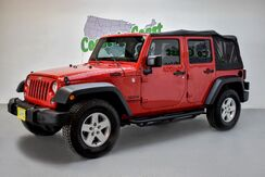 2014_Jeep_Wrangler_Unlimited Sport 4WD_ Houston TX