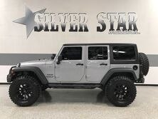 Jeep Wrangler Unlimited Sport 4WD Super Lift Custom 2014