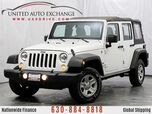 2014 Jeep Wrangler Unlimited Sport 4wd Manual
