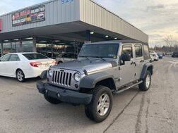 2014_Jeep_Wrangler Unlimited_Sport 6-Speed_ Cleveland OH