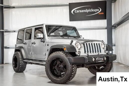 2014 Jeep Wrangler Unlimited Sport Dallas TX
