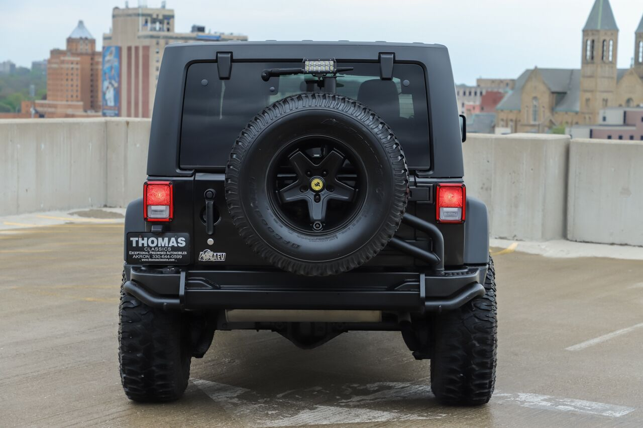 2014 Jeep Wrangler Unlimited Sport Akron OH