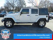 2014_Jeep_Wrangler_Unlimited Sport_ Brownsville TN