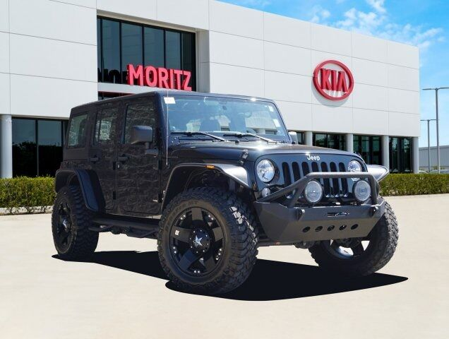 2014 Jeep Wrangler Unlimited Sport Fort Worth TX