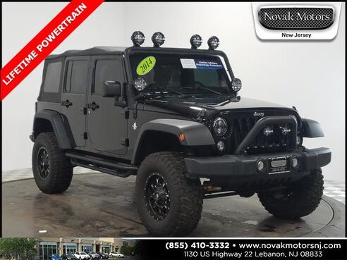 2014_Jeep_Wrangler_Unlimited Sport_ Lebanon NJ