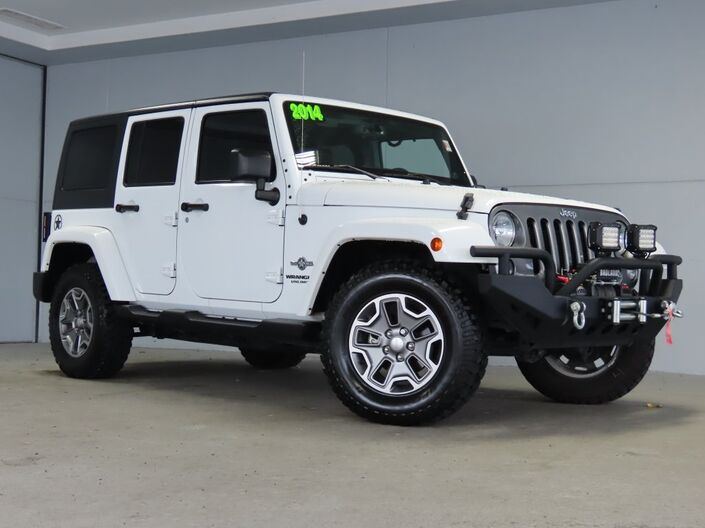 2014 Jeep Wrangler Unlimited Sport Merriam KS