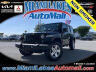 2014 Jeep Wrangler Unlimited Sport Miami Lakes FL