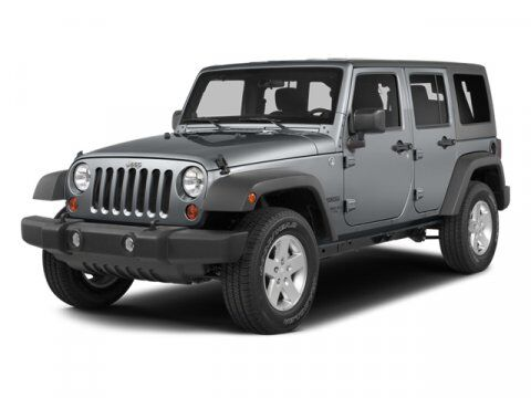 2014 Jeep Wrangler Unlimited Sport Morgantown WV