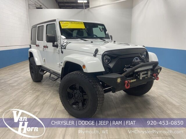 2014 Jeep Wrangler Unlimited Sport Plymouth WI