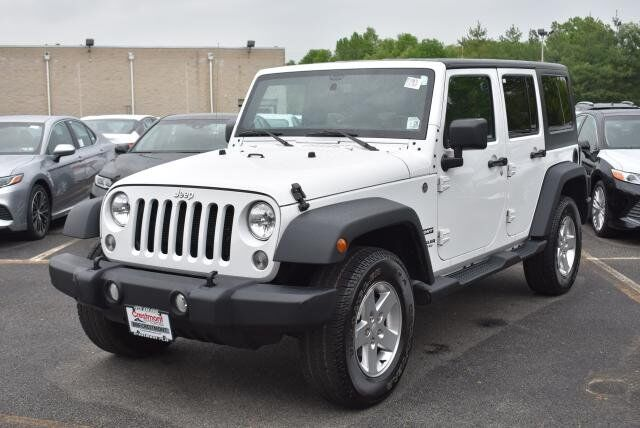 2014 Jeep Wrangler Unlimited Sport Pompton Plains NJ