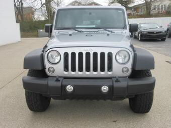 2014_Jeep_Wrangler Unlimited_Sport_ Richmond KY