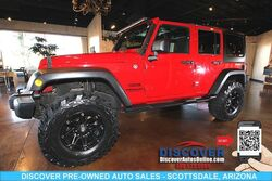 Jeep Wrangler Unlimited Sport w/Off-Road Lift Kit Scottsdale AZ