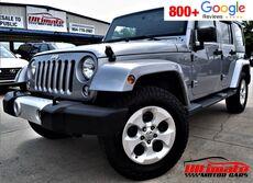 Jeep Wrangler Unlimited Unlimited Sahara 2014