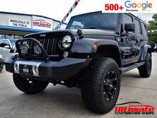 Jeep Wrangler Unlimited Unlimited Sahara 2014