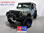 2014 Jeep Wrangler Unlimited Unlimited Sport 4WD 6 Speed