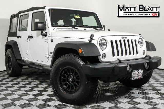 2014 Jeep Wrangler Unlimited Unlimited Sport Egg Harbor Township NJ