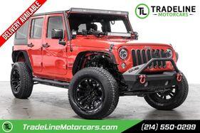 2014_Jeep_Wrangler Unlimited_Willys Wheeler_ CARROLLTON TX
