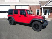 2014_Jeep_Wrangler Unlimited_Willys Wheeler_ East Windsor CT