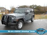 2014 Jeep Wrangler Unlimited Willys Wheeler