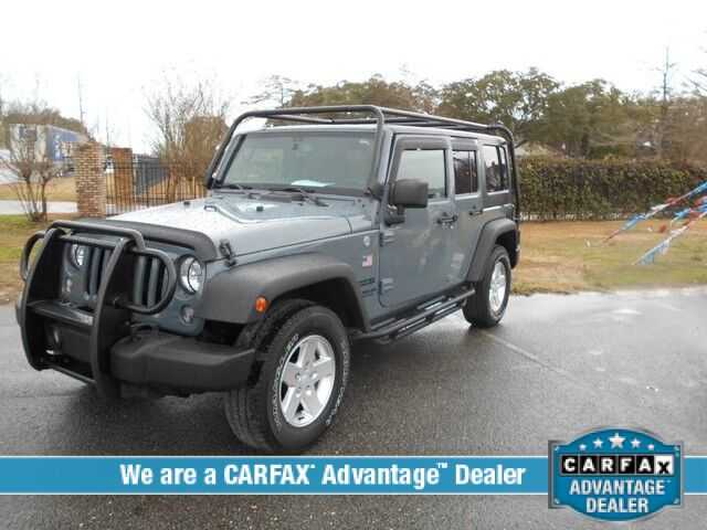 2014 Jeep Wrangler Unlimited Willys Wheeler Mobile AL