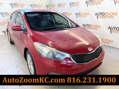 2014 KIA FORTE EX; LX  Kansas City MO