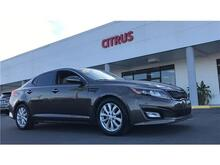 2014_KIA_Optima_EX Sedan_ Crystal River FL