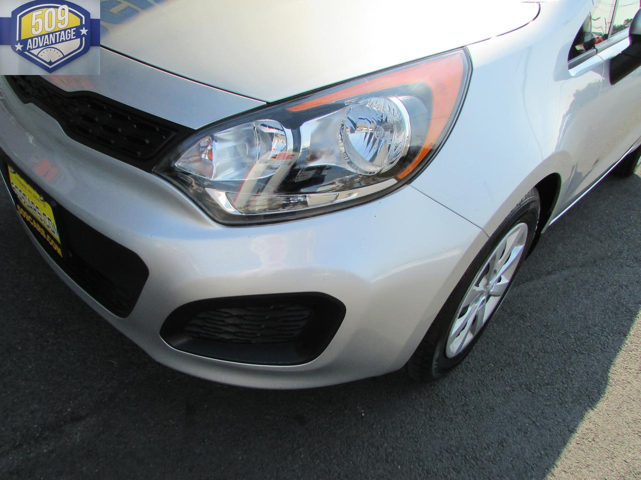 2014 Kia Rio Lx Spokane Valley Wa 25461104 Engine Coolant