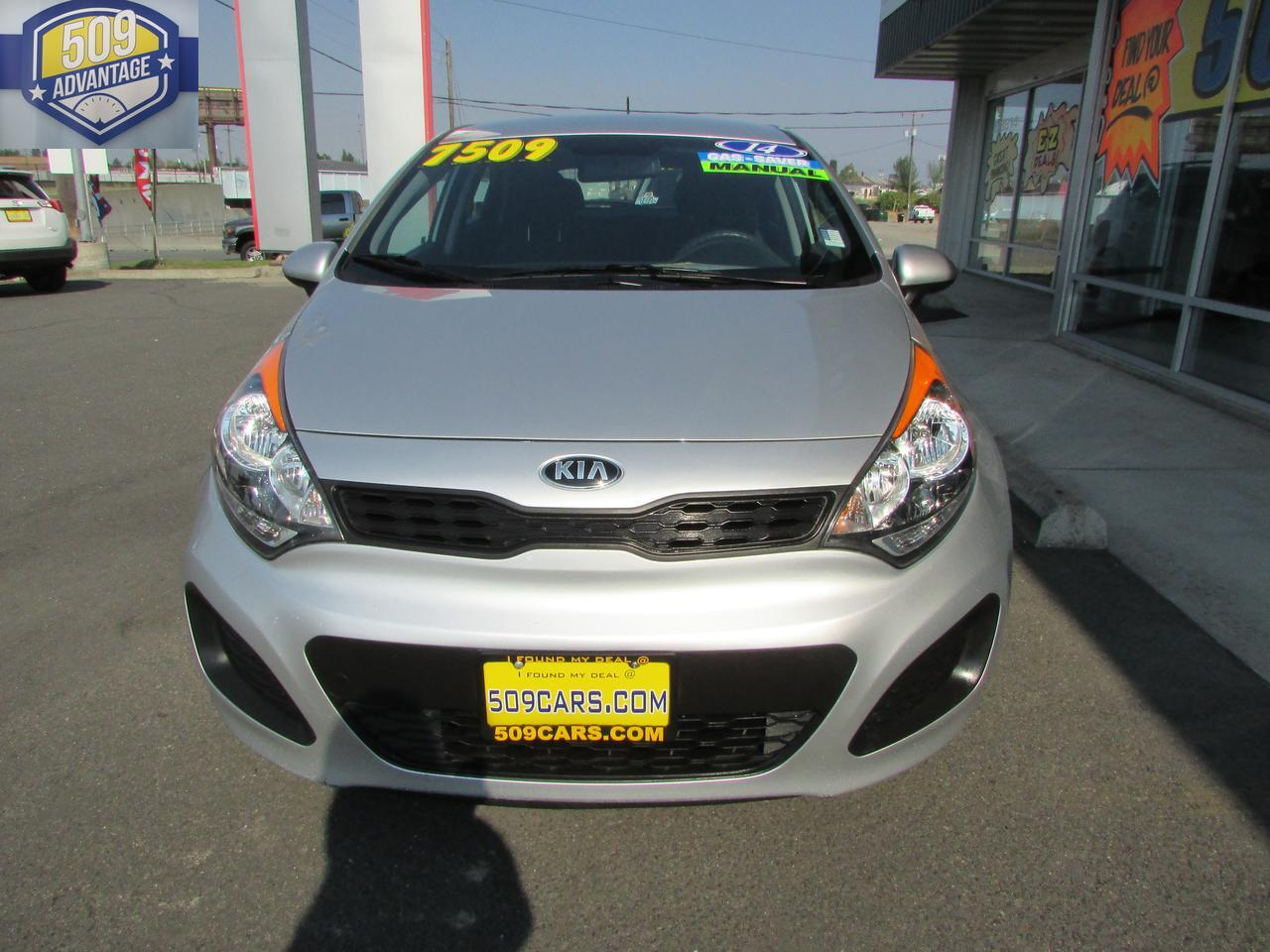Kia Rio Engine Coolant 2014 Lx Spokane Valley Wa 25461104