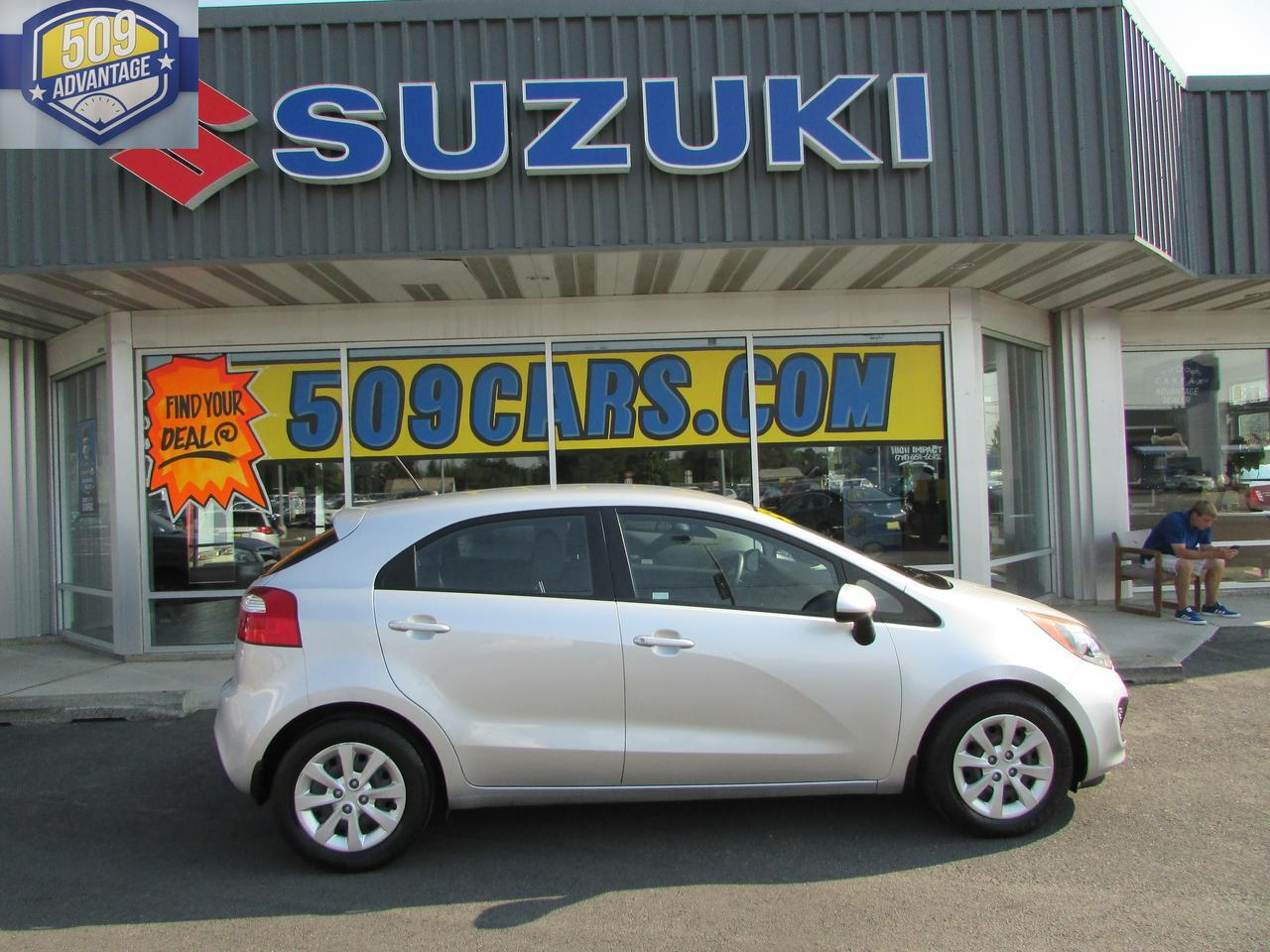 2014 KIA RIO LX LX Spokane Valley WA 25461104