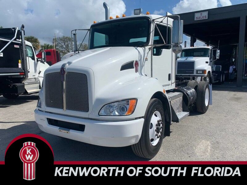 2014 Kenworth T370 Day Cab Fort Lauderdale FL