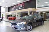 2014 Kia Cadenza Limited - Navi, Heated Seats