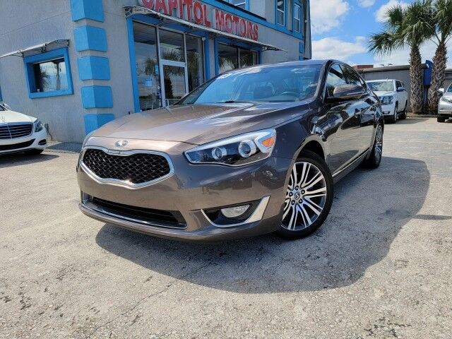 2014 Kia Cadenza Premium Jacksonville FL