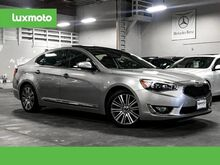 2014_Kia_Cadenza_Premium Pano Nav Back-Up Cam Heated Seats_ Portland OR