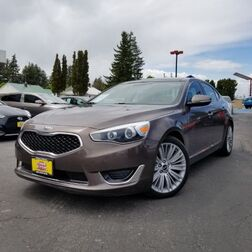 2014_Kia_Cadenza_Sedan_ Pocatello and Blackfoot ID