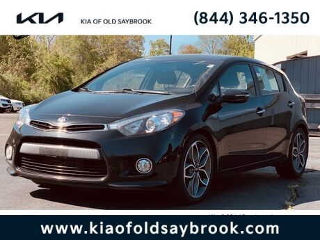 2014 Kia Forte 5-Door SX Old Saybrook CT