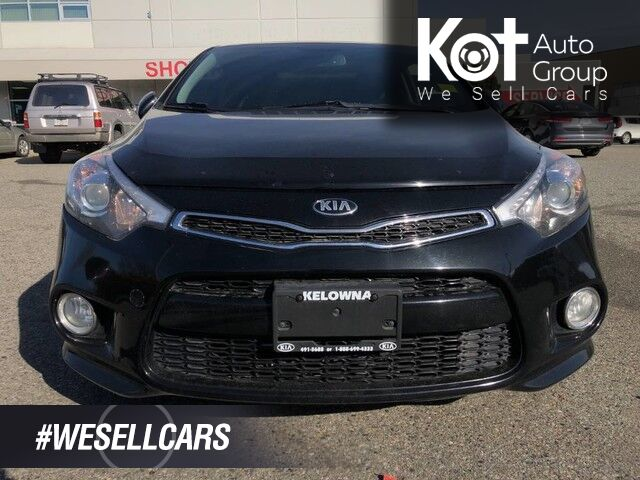 2014 Kia Forte Coupe EX, 2 Door! Tinted Windows! Sport Unit! Great Deal! Kelowna BC