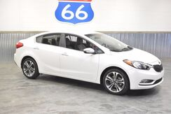 2014_Kia_Forte_EX 'BACK UP CAMERA!' SPORT WHEELS! 36 MPG! 1 OWNER! FULL WARRANTY!_ Norman OK