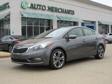 Kia Forte EX SUNROOF, LEATHER, SAT RADIO, HTD STS, BLUETOOTH, BACKUP CAM, AUX, CRUISE 2014