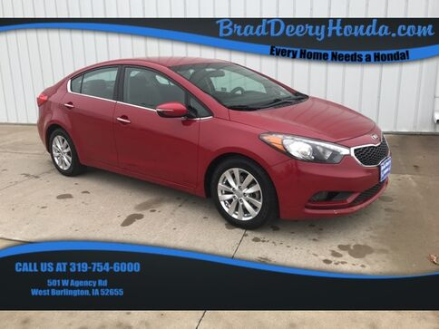 2014_Kia_Forte_EX_ West Burlington IA