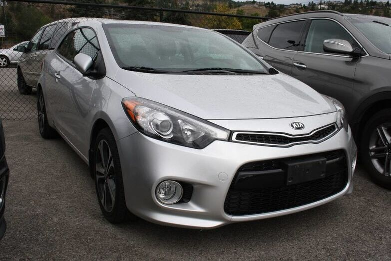 2014 Kia Forte Koup EX Very Low kms,One owner, No accidents. Kelowna BC