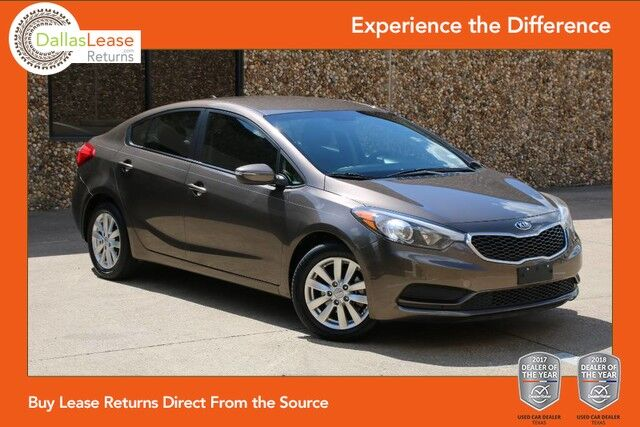 2014 Kia Forte LX Dallas TX