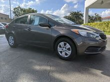 2014_Kia_Forte_LX_ Fort Pierce FL