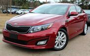 2014 Kia Optima EX - w/ LEATHER SEATS & SATELLITE