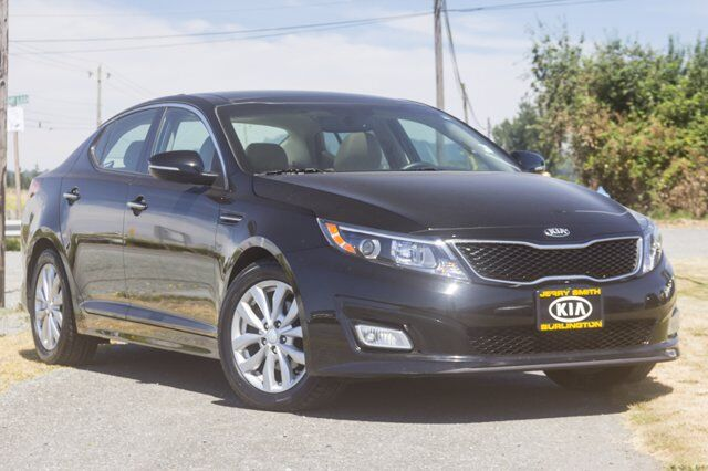 2014 Kia Optima EX Burlington WA