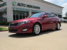 2014_Kia_Optima_EX *EX Premium Package* LEATHER, PANARAMIC SUNROOF, BACKUP CAMERA, BLUETOOTH CONNECTIVITY_ Plano TX