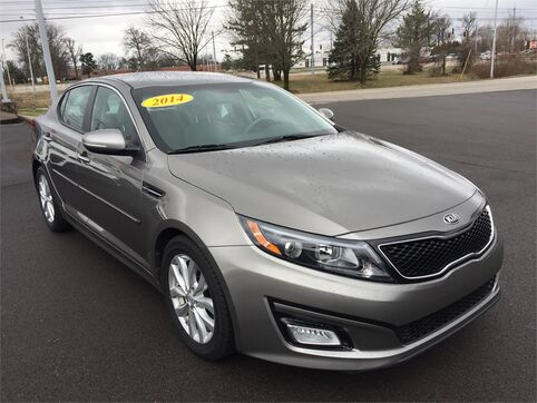 2014_Kia_Optima_EX_ Evansville IN