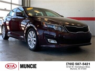 2014_Kia_Optima_EX_ Richmond KY