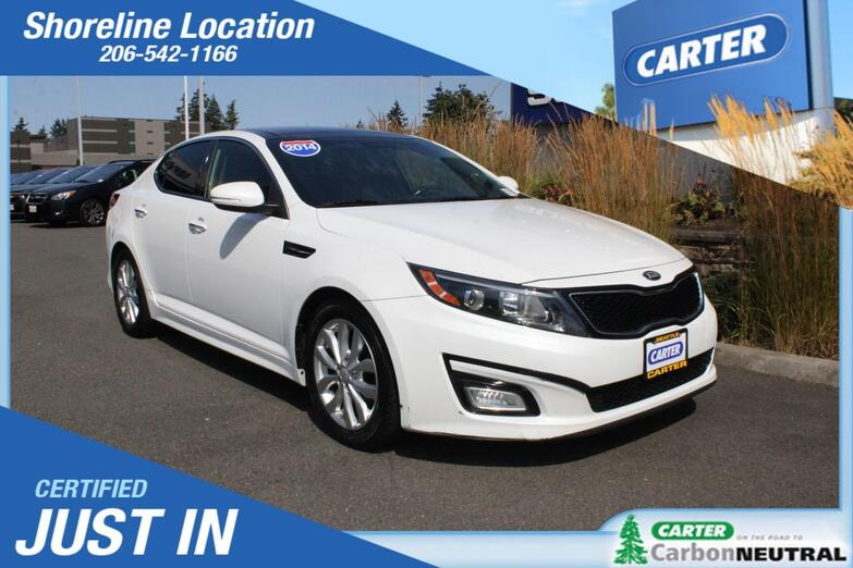 2014 Kia Optima EX Seattle WA
