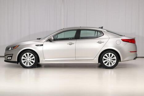 Kia Optima EX Sedan 2014